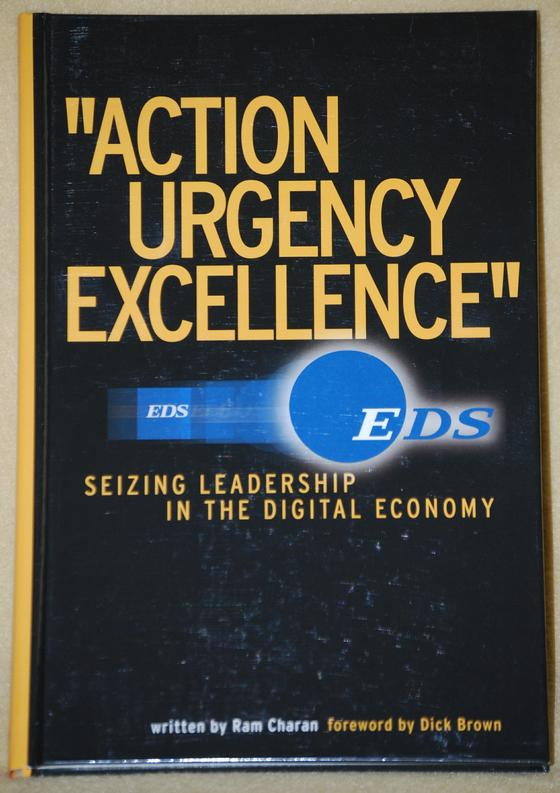 """Action Urgency Excellence"""